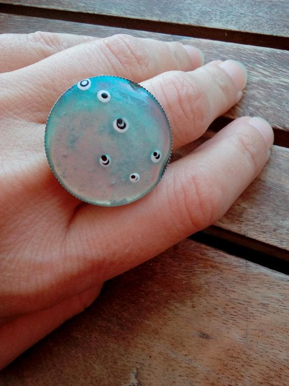 Check out this item in my Etsy shop https://www.etsy.com/listing/485035057/round-light-blue-ring-constellation-with