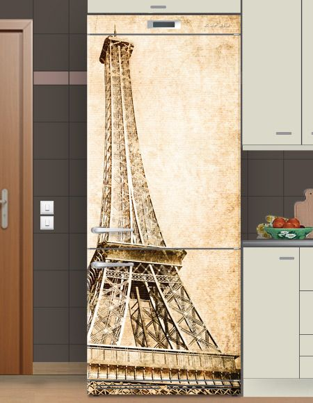 Αυτοκόλλητο Ψυγείου Houseart - Fridge Decals By Houseart