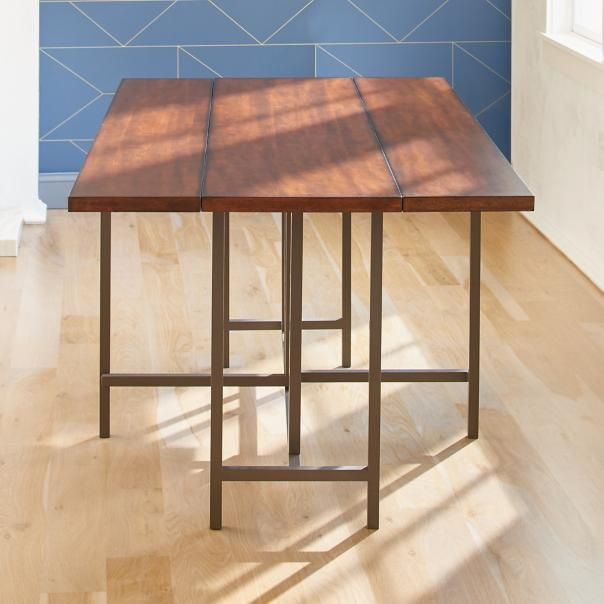 best 25 space saving dining table ideas on pinterest space saving table space saver table. Black Bedroom Furniture Sets. Home Design Ideas