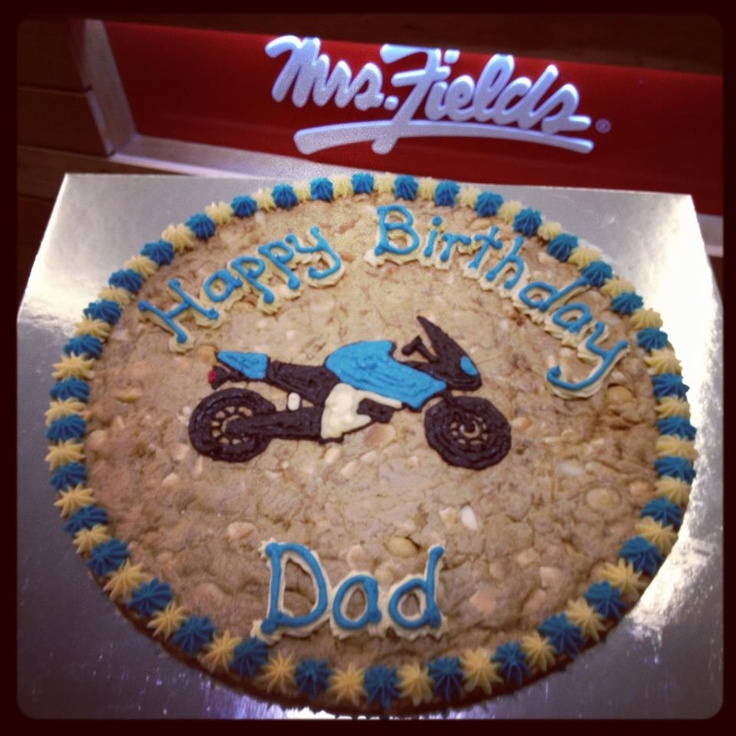 mrs fields cookie cake 17 best fathers day images on cookie 6063
