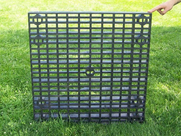 Heavy Duty Reservoir Grate. Pond KitsPond PumpsGarden ...
