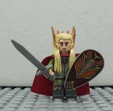 LEGO Hobbit - Thranduil - Figur Minifig Herr der Ringe Elb