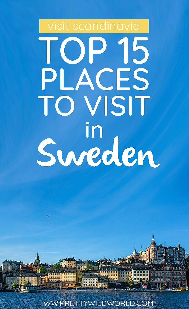 #SWEDEN #EUROPE #TRAVEL | Places to visit in Sweden | Things to do in Sweden | Sweden point of interest | Sweden cities | Sweden tourism | What to do in Sweden | Things to do in Stockholm | Travel to Sweden | Trip to Sweden | Sweden landmarks | Sweden destinations | Popular things in Sweden | Sweden scenery | Sweden countryside | Things to do in Malmö | Stockholm points of interest | Beautiful places in Sweden | Places to go in Sweden | Sweden travel guide