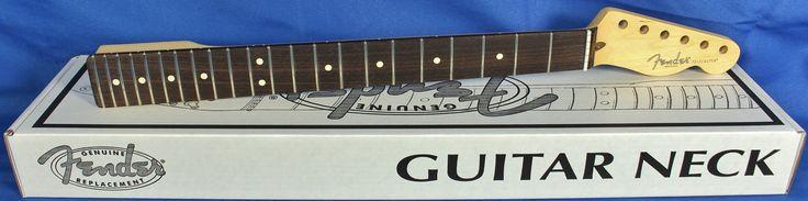 Fender USA Genuine Replacement Telecaster Tele Electric Guitar Neck