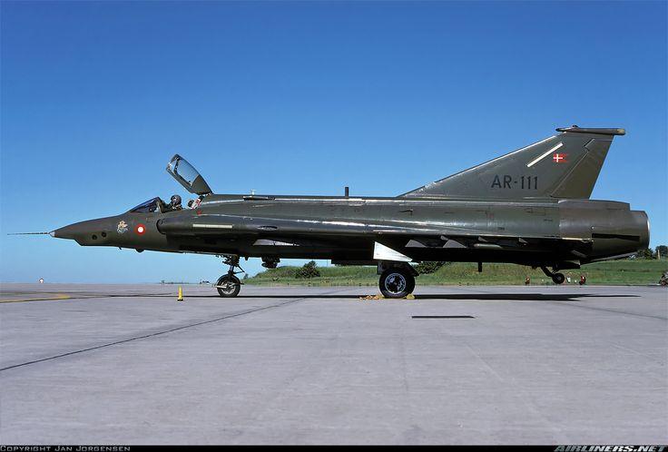 Saab RF-35 Draken - Denmark - Air Force | Aviation Photo #1458182 | Airliners.net