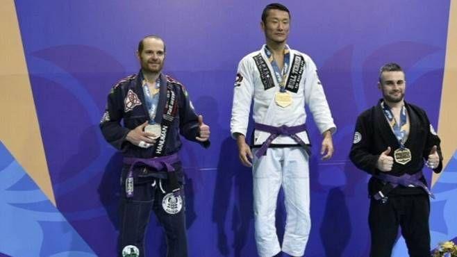 Jiu-Jitsu brasiliano: Imbimbo d'argento agli Europei
