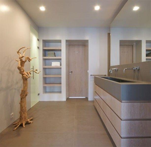 72 best images about Ideeën voor in huis on Pinterest  Pocket doors, Firepla # Wasbak Vloer_121814