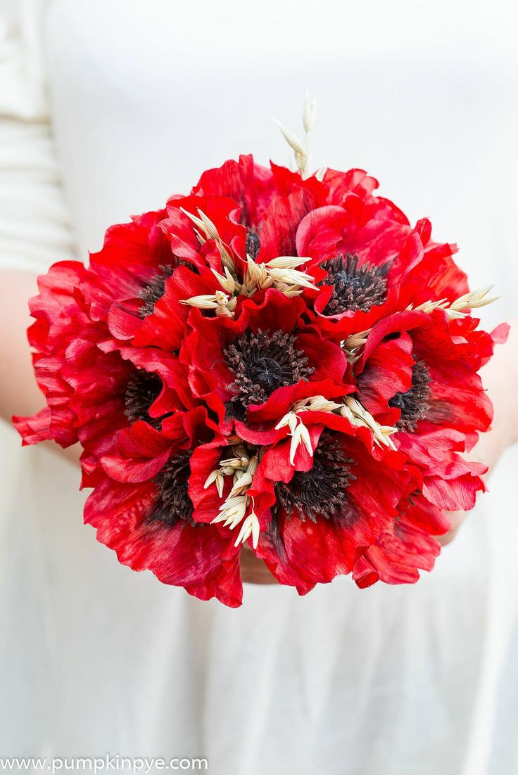 Well known 461 best **THE Bouquet** | ((REDS)) images on Pinterest | Bridal  SS66