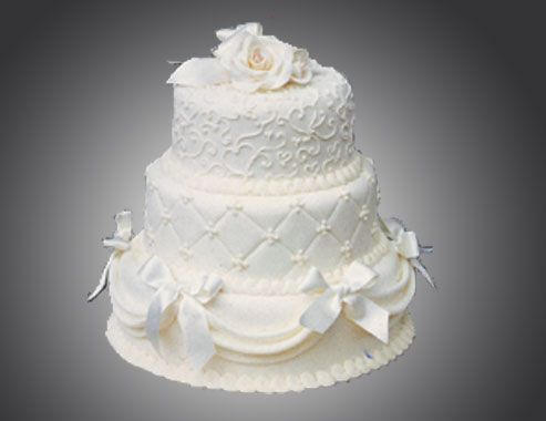 Ice Cream Wedding Cakes Dairy Queen