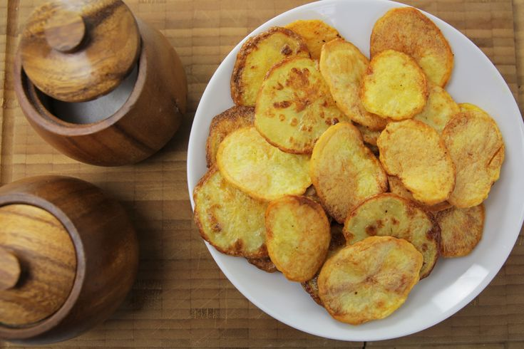 Fırında Patates Cipsi Nasıl Yapılır? | İdil Tatari