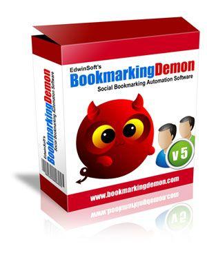 Bookmarking Demon Review - Super SEO Tool