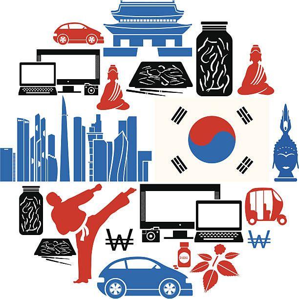 South Korean Icons :: Winter Olympics 2018 :: Pyeongchang