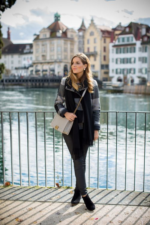 An Afternoon In Lucerne - Gal Meets Glam