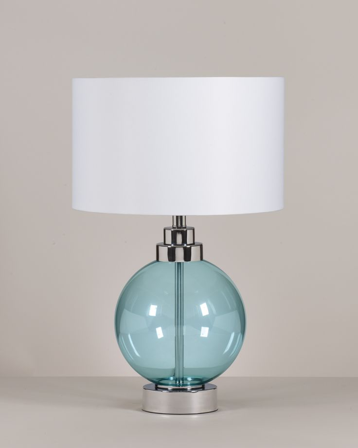 10 Best Images About How To Choose Glass Table Lamps For