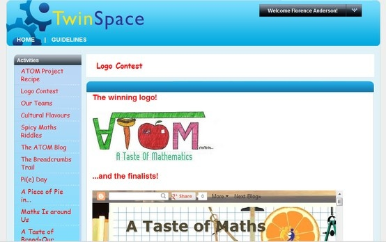Proyectos etwinnning Atom TwinSpace: http://new-twinspace.etwinning.net/web/p38463/welcome #etwinning2014