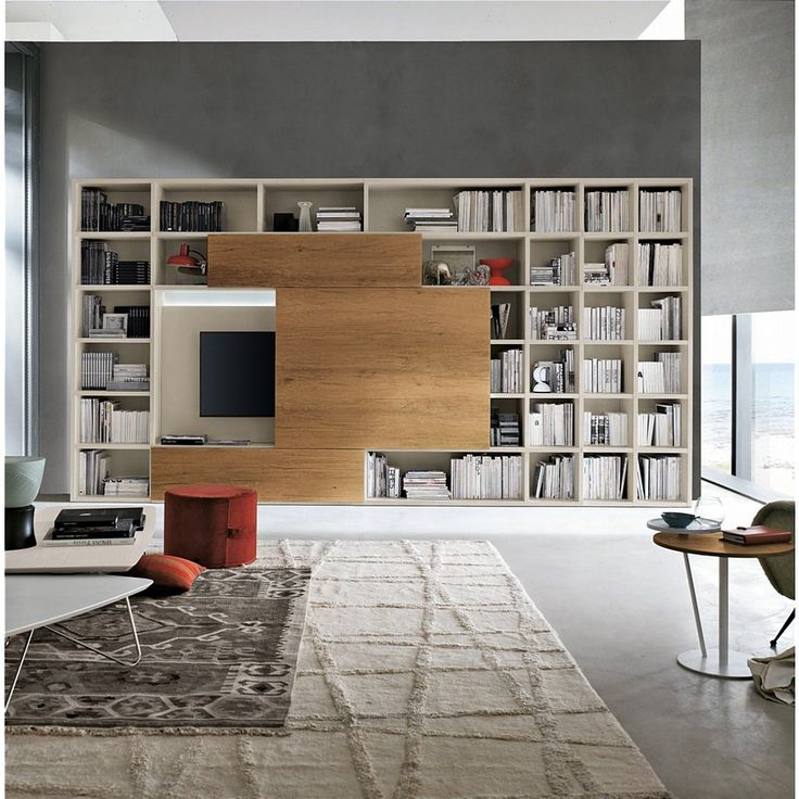 Contemporary modular storage units Push-to-open doors and drawers Motorised open/close options LED lighting options Various sizes, configurations and finishes available Tomasella's Atlante Modular Storage Collection comprises shelves, cabinets, drawers, cupboards and wall-mounted units of varyin..