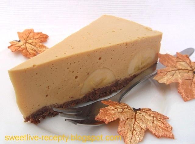 .. z lásky k vareniu ...: Karamelovo - jogurtová torta