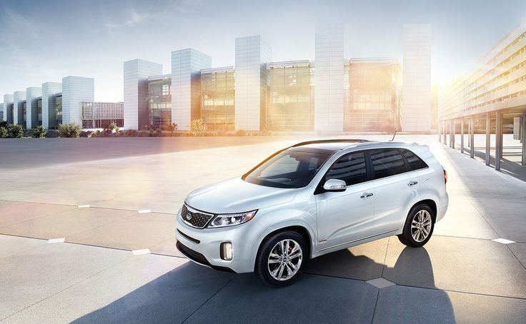 2015 Kia Sorento Crossover SUV - Check out the 2015 Sorento gallery of pictures and videos