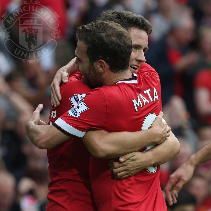 Mata says he is enjoying playing alongside Ander Herrera, and says confidence is growing at #mufc 12.11.14