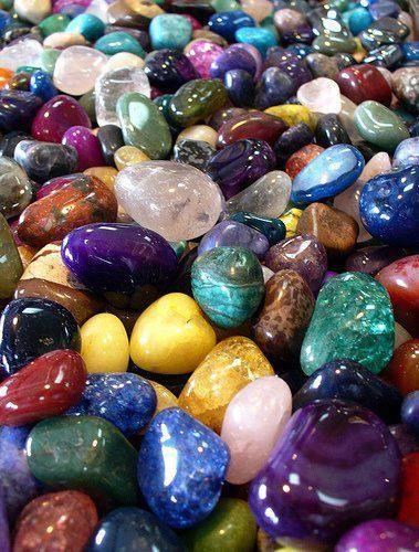 Gems, calcium, phosphate, iron, minerals -Amazing Facts