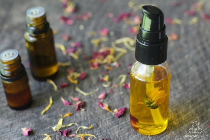 DIY Hydrating Skin Repair Serum via @mommypotamus
