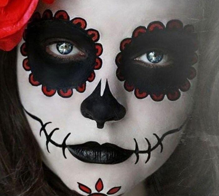 17 best ideas about maquillage halloween enfant on. Black Bedroom Furniture Sets. Home Design Ideas