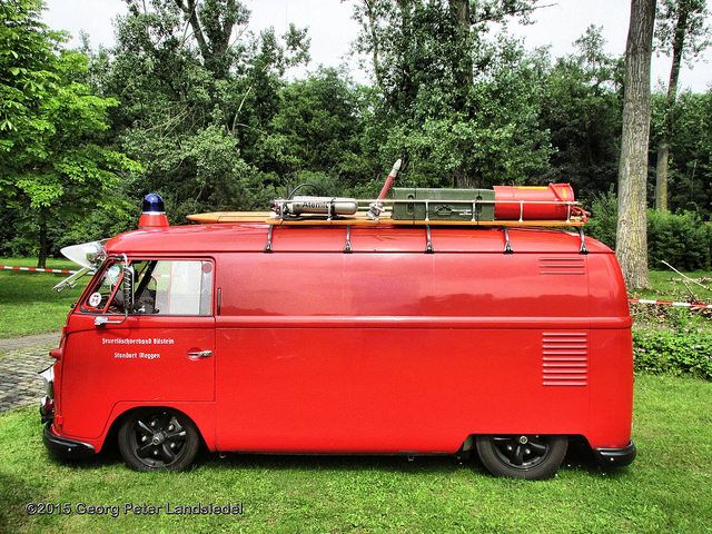 VW T 1 Transporter ex Feuerwehr