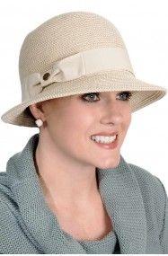 Асимметричный Клош |  Летние шляпы для женщин