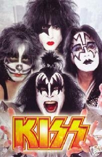 NEW POSTER KISS ROCK BAND FREE SHIPPING