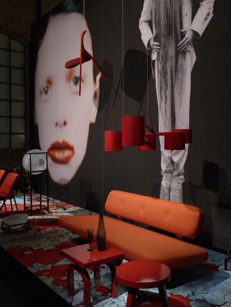Fuori Salone 2015 Milan Downtown Furniture Fair - Moooi