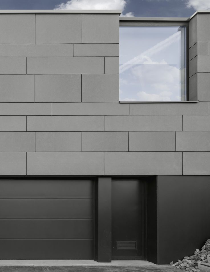 arch: Reubens & Muylaert. EQUITONE facade materials. Learn more at equitone.com                                                                                                                                                                                 More