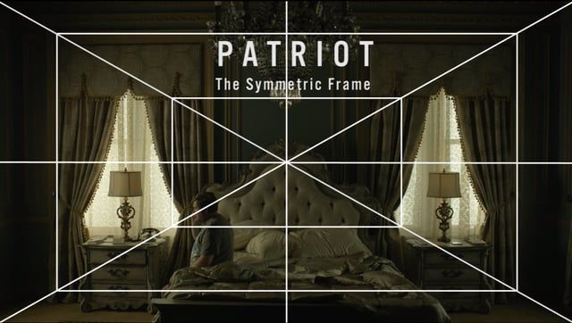 """A short video essay focusing on the cinematography in Patriot (Amazon TV series) with regards to its use of symmetry as a reoccurring visual style throughout.    Music: """"Opening"""" by Philip Glass"""