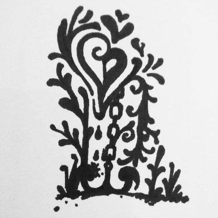 """6 likerklikk, 1 kommentarer – Sylphice (@sylphice) på Instagram: """"A realllly small doodle I made last week. Though it turned out pretty cute, didn't it? #doodle…"""""""