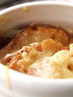 Soupe à loignon gratinée - Cuisine Campagne