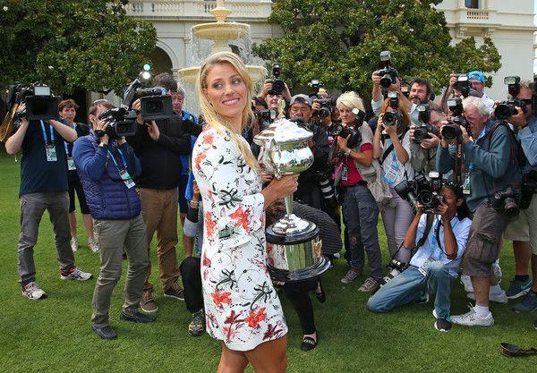 Tennis Player, @ Angelique Kerber - Australian Open Championships in Melbourne