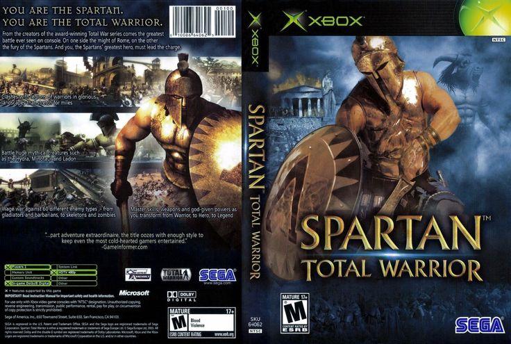 imagen Spartan Total Warrior [Español] [Xbox] [PAL]