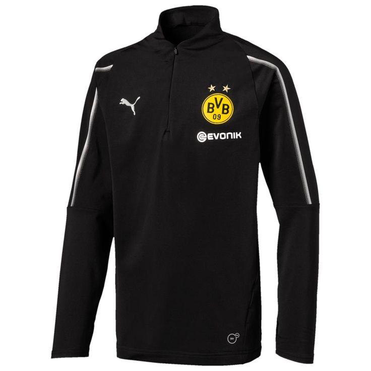 Puma Bvb Borussia Dortmund Kinder Trainingsanzug 1 4 Zip Top Hose 2018 19 Ad Ad Dortmund Kinder Borussia Training Tops Borussia Dortmund Tracksuit