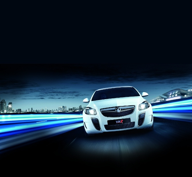 Insignia VXR from Peter Vardy