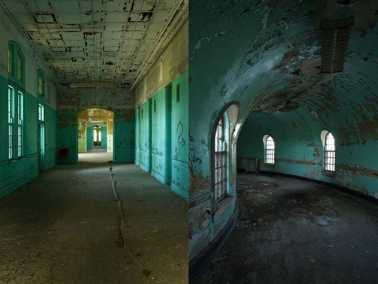 El terrorífico mundo de los asilos abandonados - Cultura Colectiva