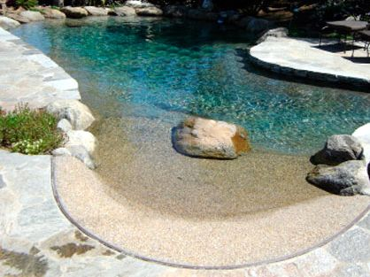 Love The Idea Of A Zero Entry Pool.