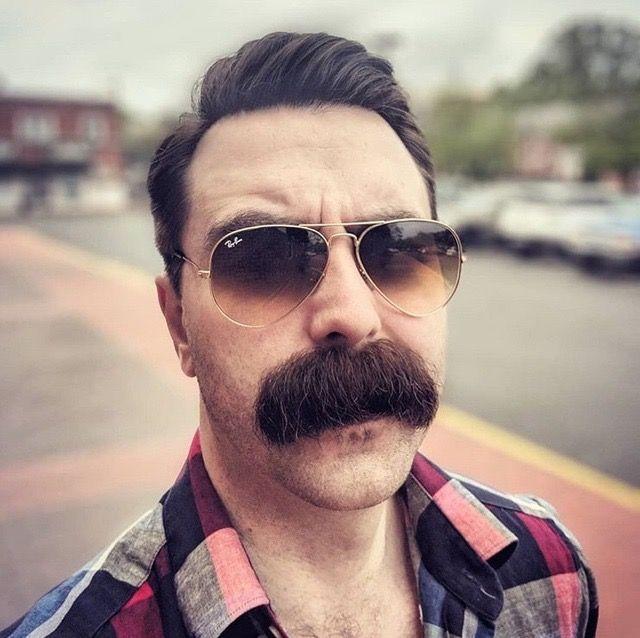 Walrus Moustache Moustaches Men Walrus Mustache Moustache