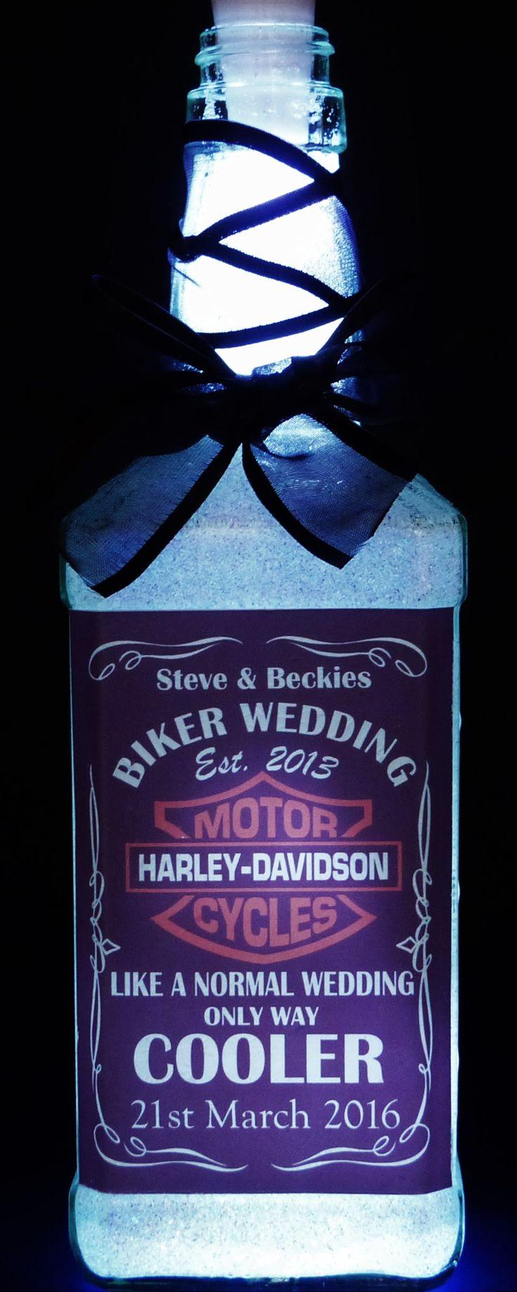 #biker #wedding! Www.inspiregifts.co.uk