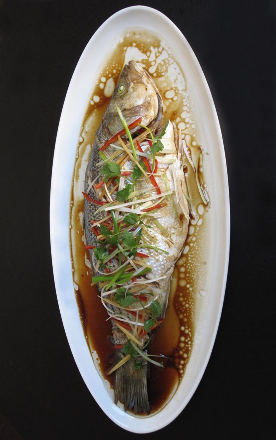 Ring In the Year of the Horse With Fragrant Steamed Fish | POPSUGAR Fitness UK