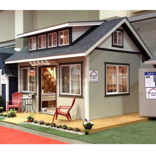 Artist Studio Overlooks Guest Cabin With Rooftop Garden: Best 25+ Tuff Shed Ideas On Pinterest