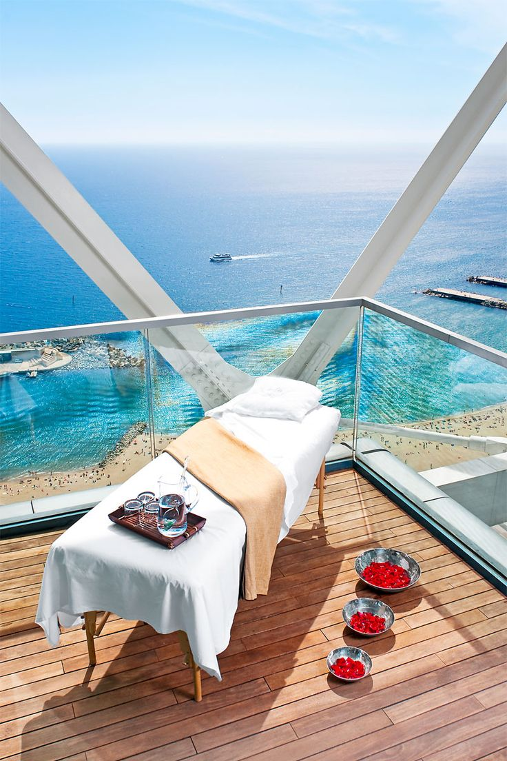 Hotel Arts Barcelona (Barcelona, Spain): who says beach lovers & urban explorers can't unite? perched on downtown Port Olímpic, Hotel Arts Barcelona combines best of both worlds; for panoramic Mediterranean vistas, hit Six Senses spa