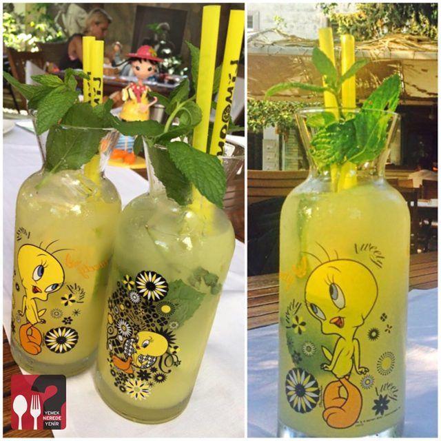 Limonata - Limoon Cafe / Bodrum - Muğla