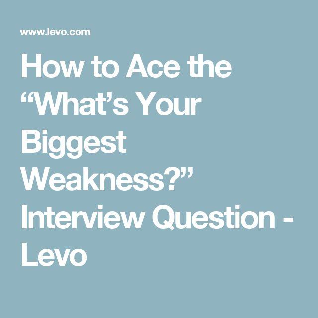 25 unique weakness interview ideas on pinterest job interview