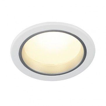 LED Downlight 14/3, rund, weiss, 14 LED, 3000K / LED24-LED Shop