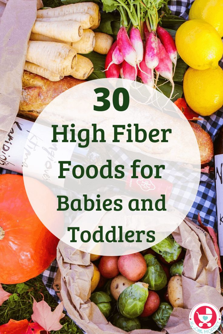 30 high fiber foods for babies and toddlers in 2020 high