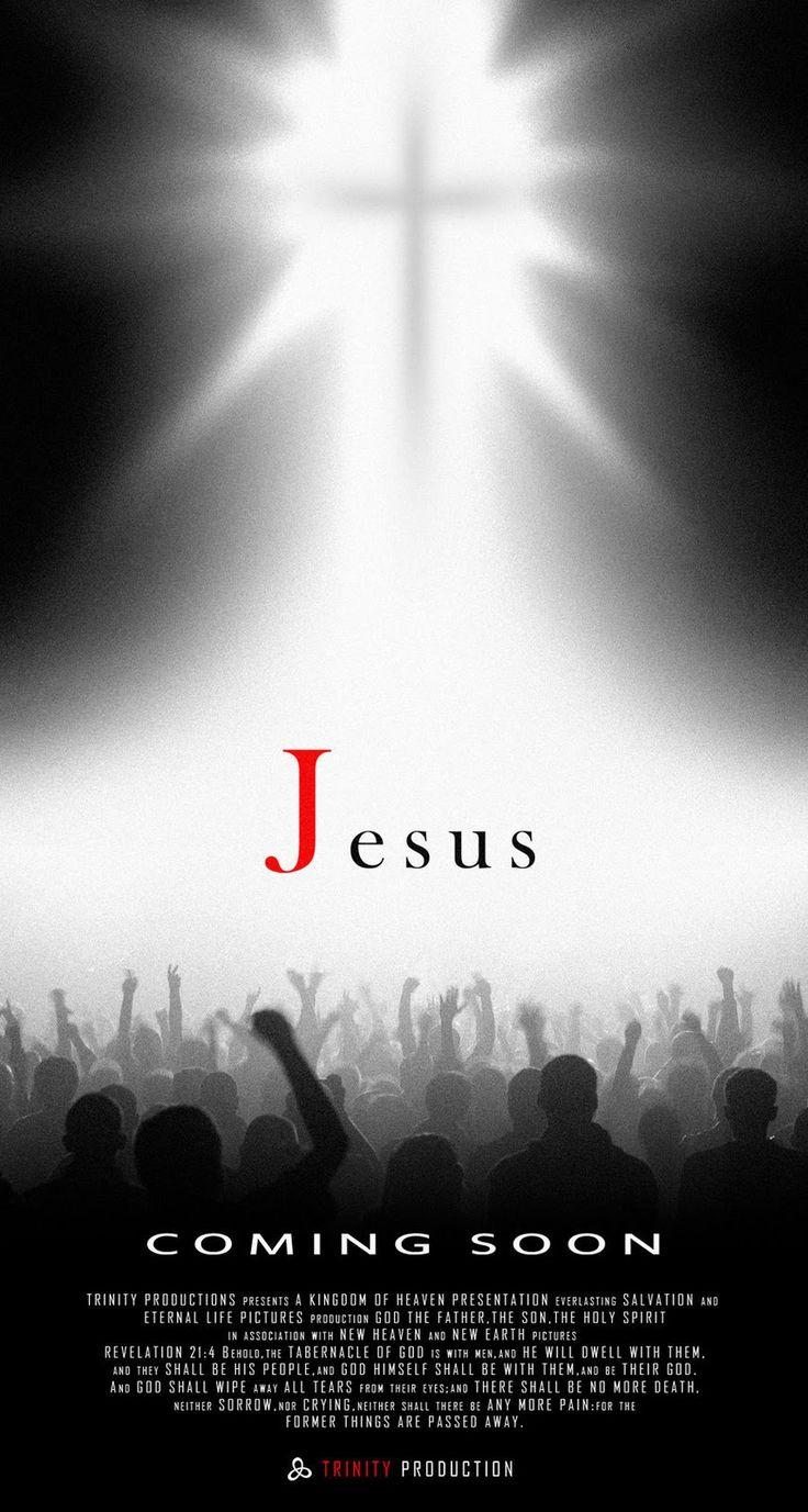 Készülj fel! Jézus hamarosan eljön értünk!  Get ready! Jesus coming soon!